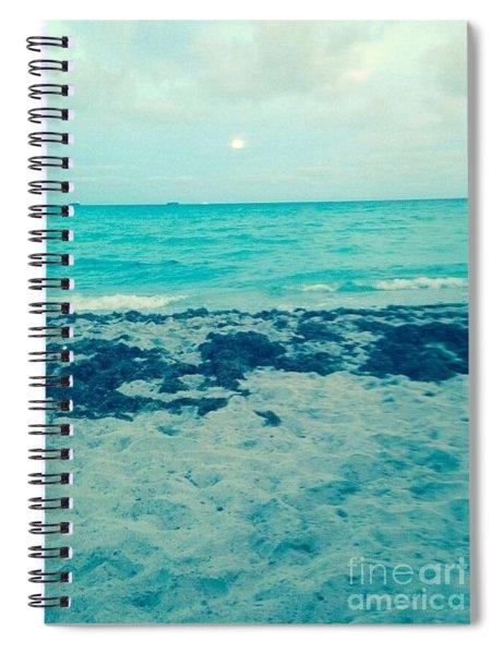 Waves IIi Spiral Notebook