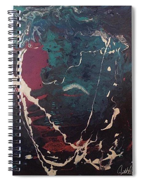 Life's Waves Spiral Notebook