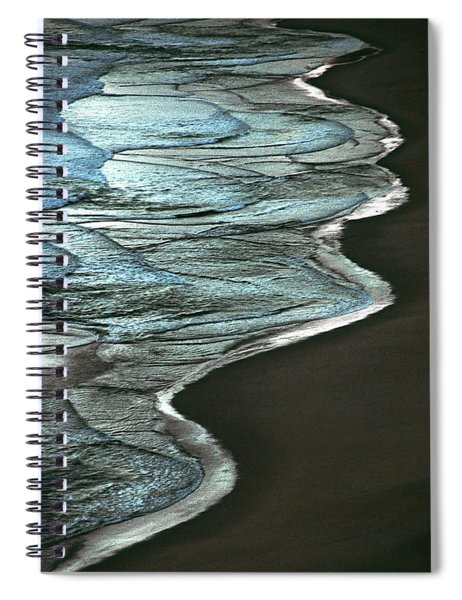 Waves Of The Future Spiral Notebook