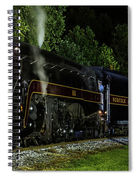 Waving To The 611 Spiral Notebook