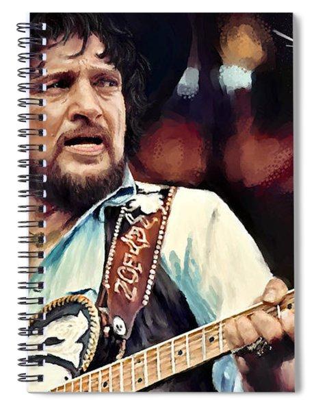 Waylon Spiral Notebook