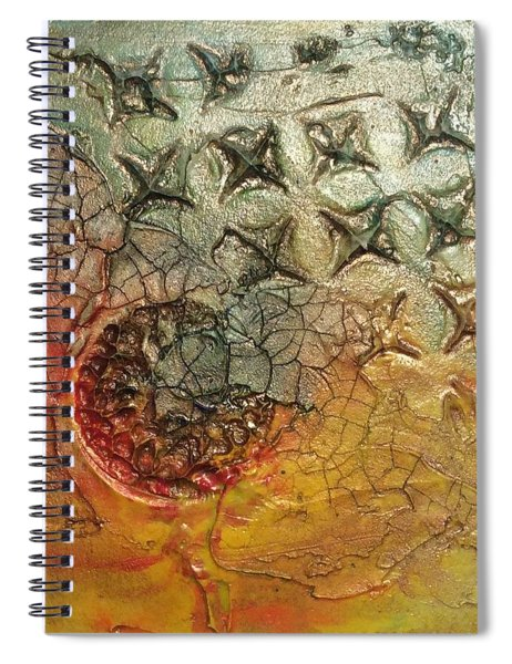 We Are Not Alone Spiral Notebook