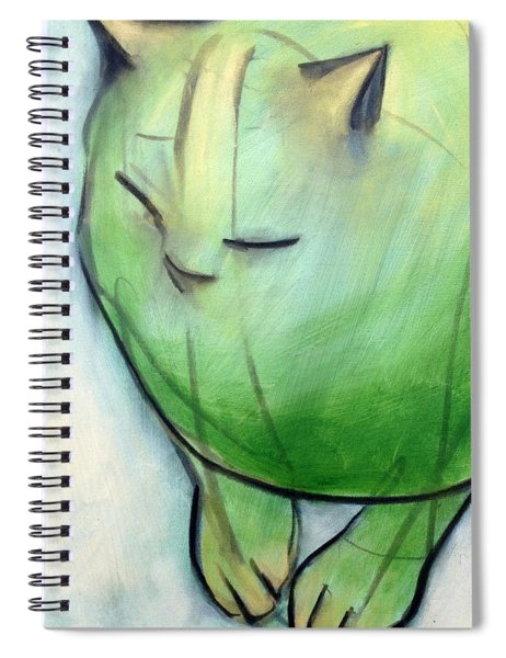 We Dream In Green 1 Spiral Notebook