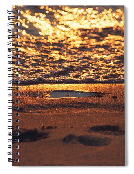 We Each Leave Our Mark, Momentarily Spiral Notebook