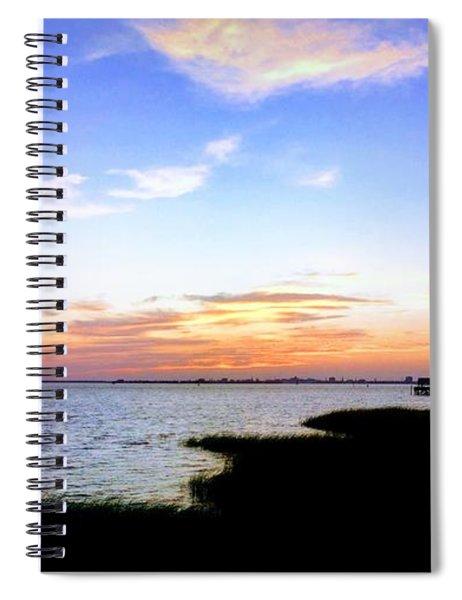 We Have Arrived Spiral Notebook
