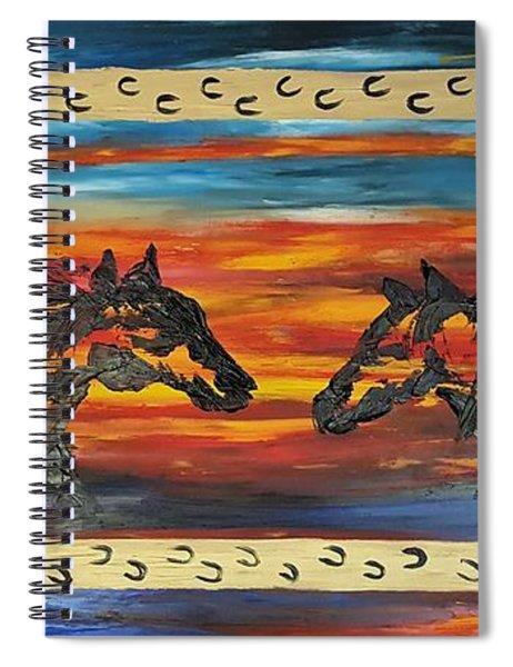 We Meet Again       33 Spiral Notebook