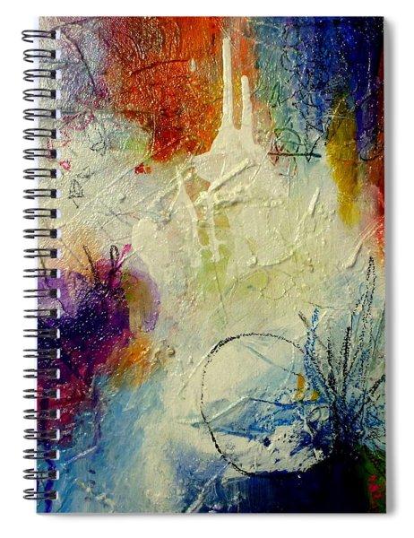 We Should Be Dancing Spiral Notebook