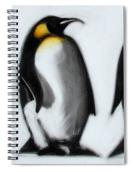 We Three Kings Spiral Notebook