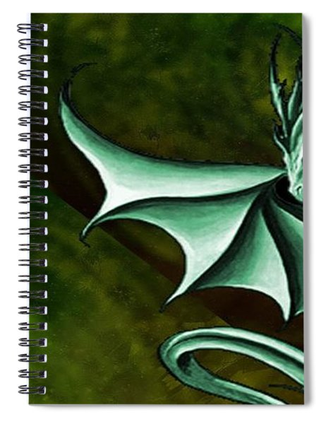 Weapon Spiral Notebook