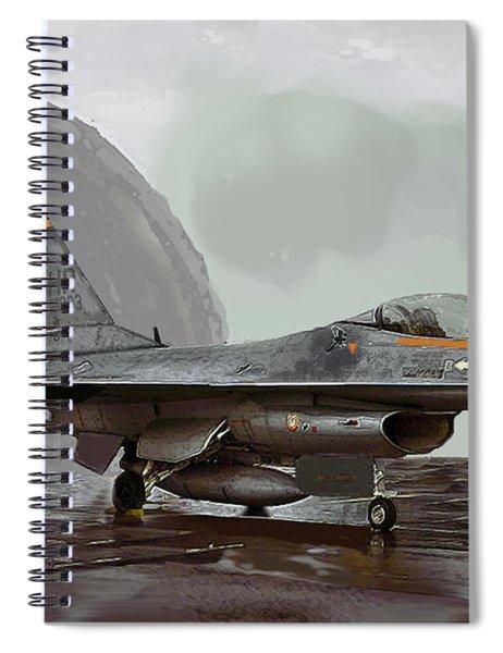 Weather Day Spiral Notebook