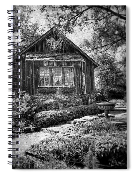Weathered With Time Spiral Notebook