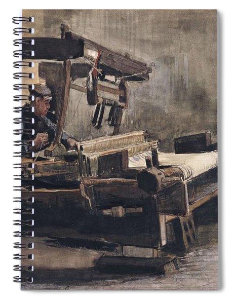Weaver Nuenen, December 1883 - August 1884 Vincent Van Gogh 1853 - 1890 2 Spiral Notebook