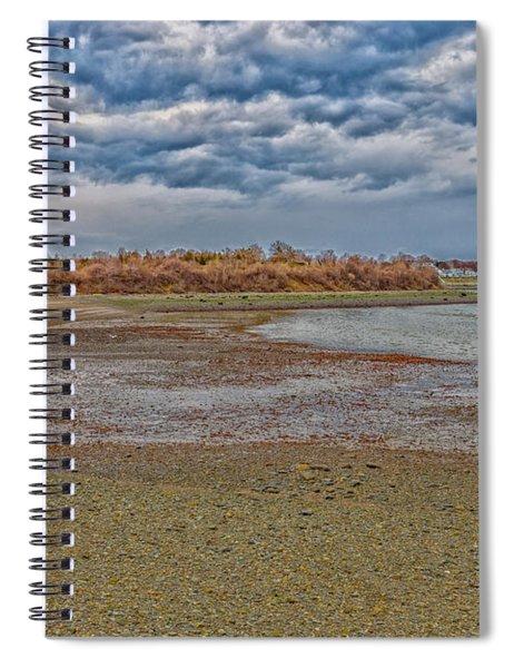 Webb Memorial State Park Spiral Notebook
