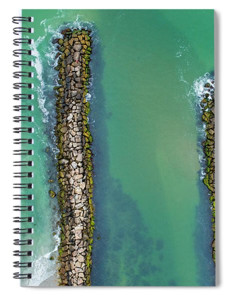 Weekapaug Breachway Spiral Notebook