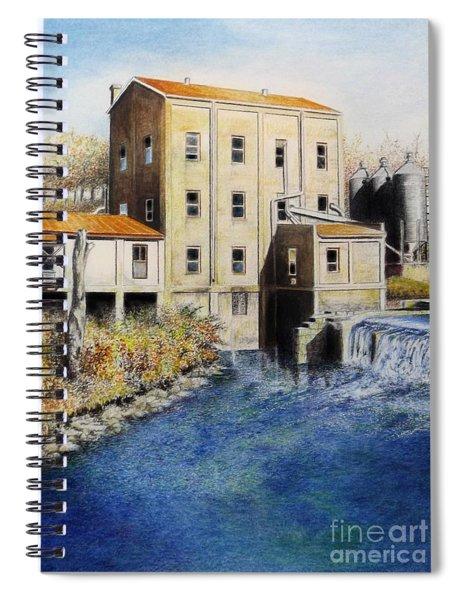 Weisenberger Mill Spiral Notebook