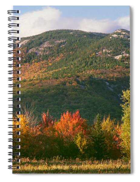 Welch And Dickey Mountains Spiral Notebook