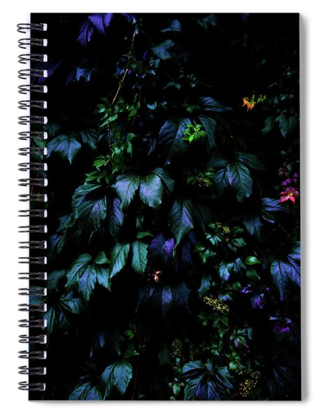 Welcome To The Jungle Spiral Notebook