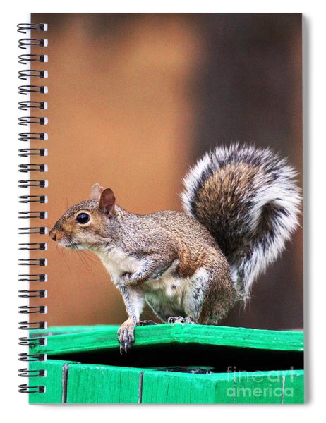 Well Fed Spiral Notebook