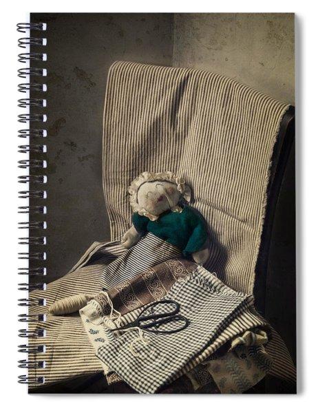 Well Loved Spiral Notebook