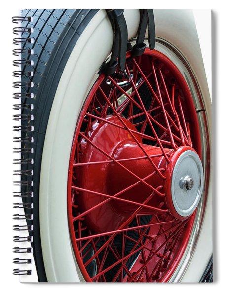Well Spoken Spiral Notebook