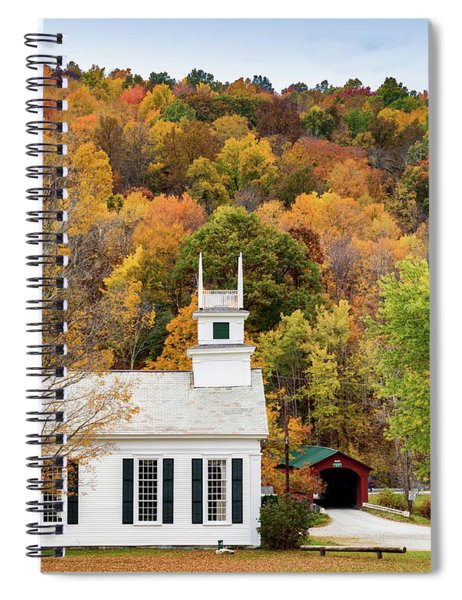 West Arlington Church Spiral Notebook