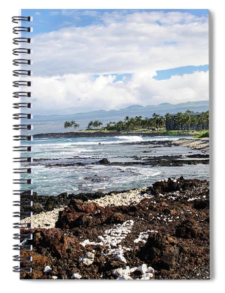 West Coast North Spiral Notebook