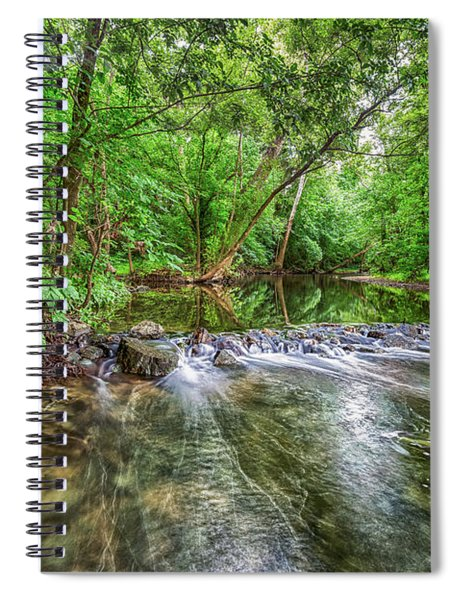 West Fork Rock Spillway Spiral Notebook