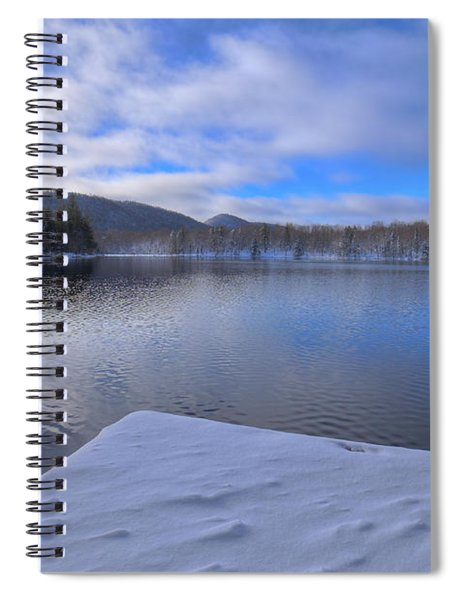 West Lake In November Spiral Notebook