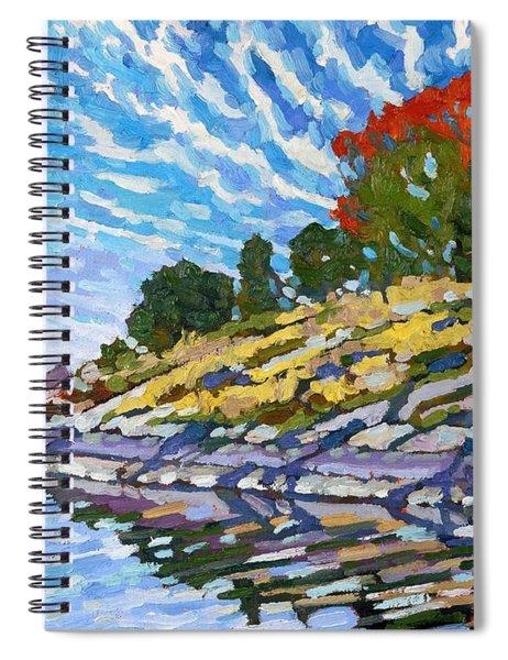 West Shore Spiral Notebook