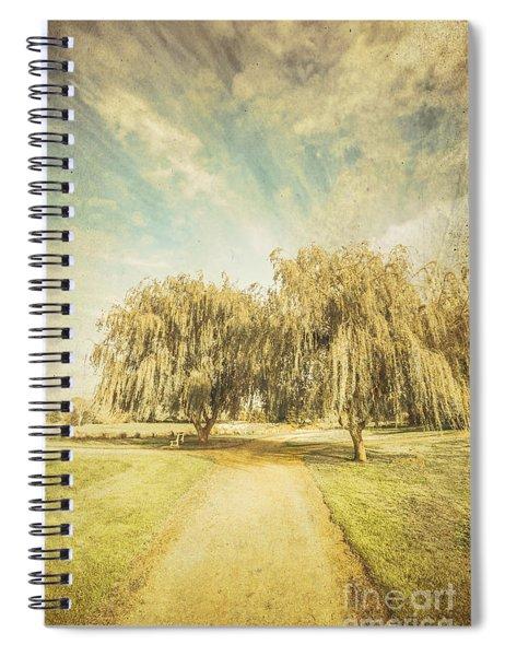 Westbury Common Wetland Spiral Notebook
