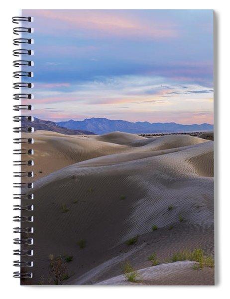 Wet Dunes Spiral Notebook