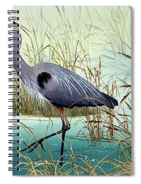 Wetland Beauty Spiral Notebook