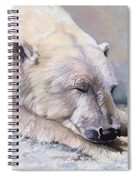 What Do Polar Bears Dream Of Spiral Notebook