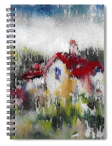 Wheat Mill Spiral Notebook