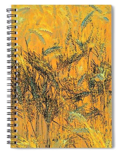 Wheatscape 6343 Spiral Notebook