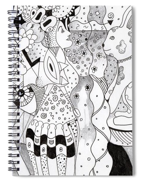 When Anything Is Possible Aka Imagine 1 Spiral Notebook