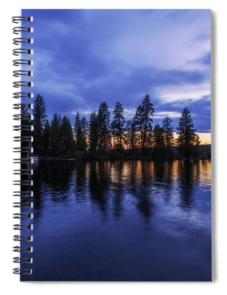 Where Are The Ducks? Spiral Notebook
