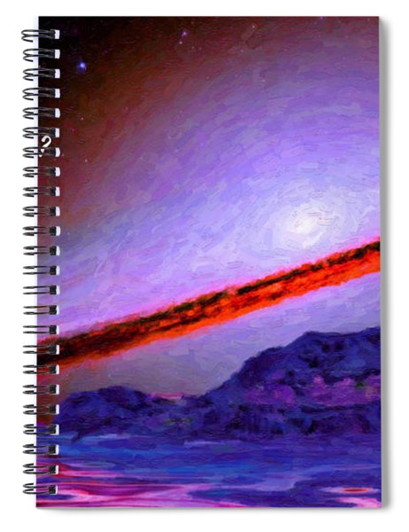 Where Can I Go? Spiral Notebook