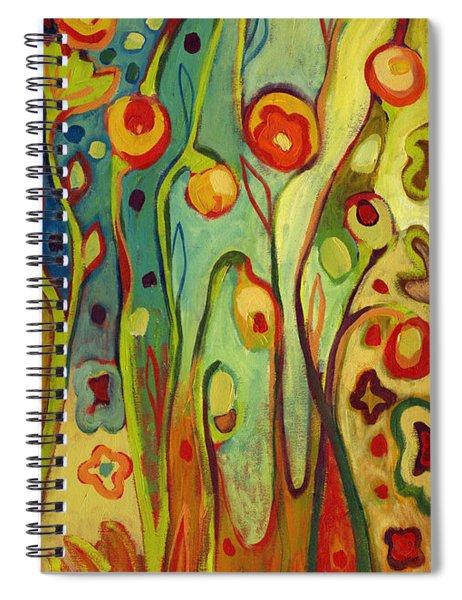 Where Does Your Garden Grow Spiral Notebook