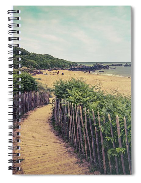 Where Memories Are Made  Spiral Notebook
