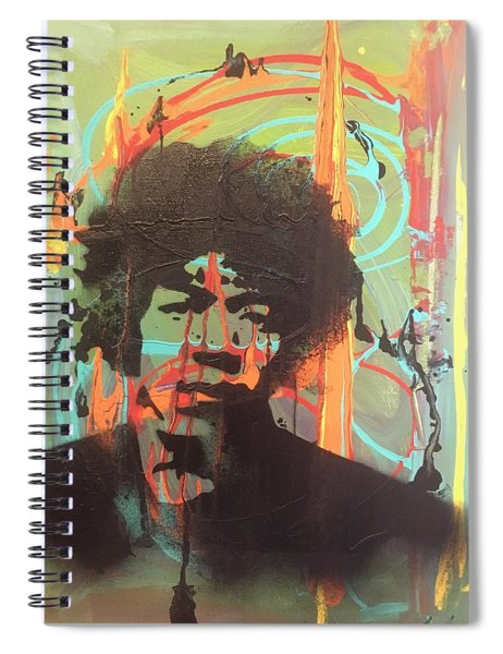 Where My Baby Stay's Spiral Notebook