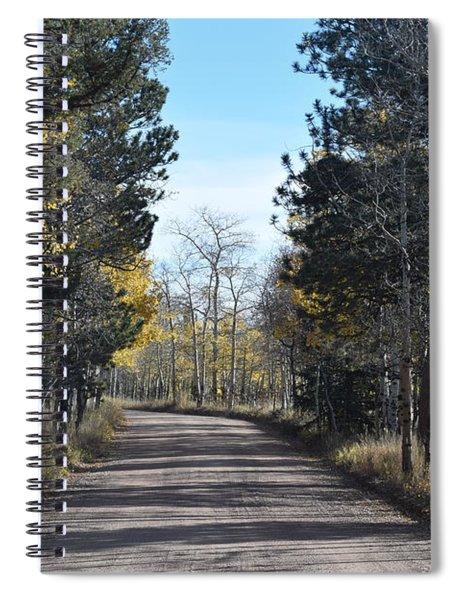 Cr 511 Divide Co Spiral Notebook