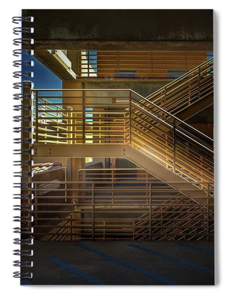 Where To Now  Spiral Notebook