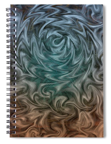 Wherever You Go, There You Are Spiral Notebook