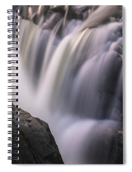 Whetstone In Winter Spiral Notebook