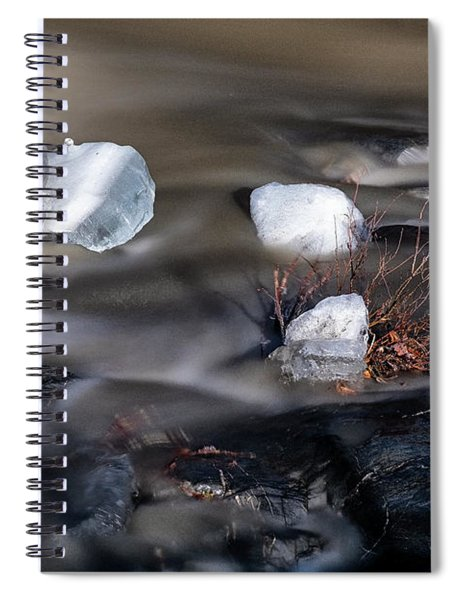 Whetstone Jewels Spiral Notebook
