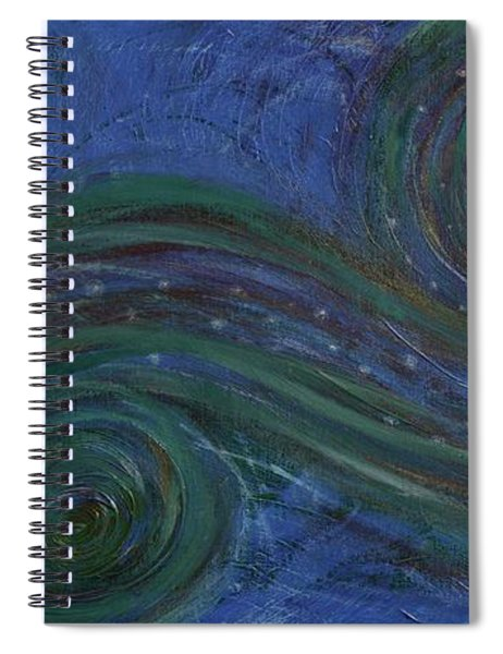 Whimsy 1 Spiral Notebook