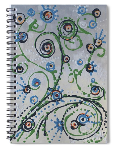 Whippersnapper's Whim Spiral Notebook