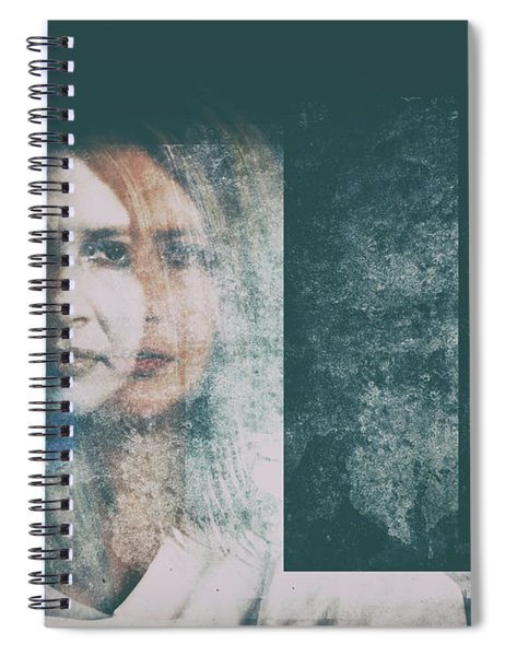 Whispering  Spiral Notebook