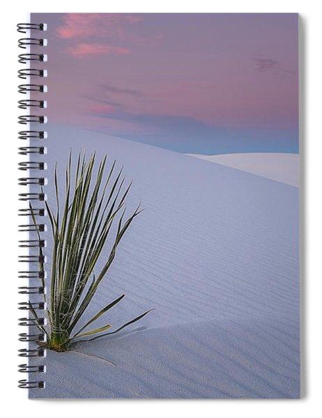 White Dunes Spiral Notebook